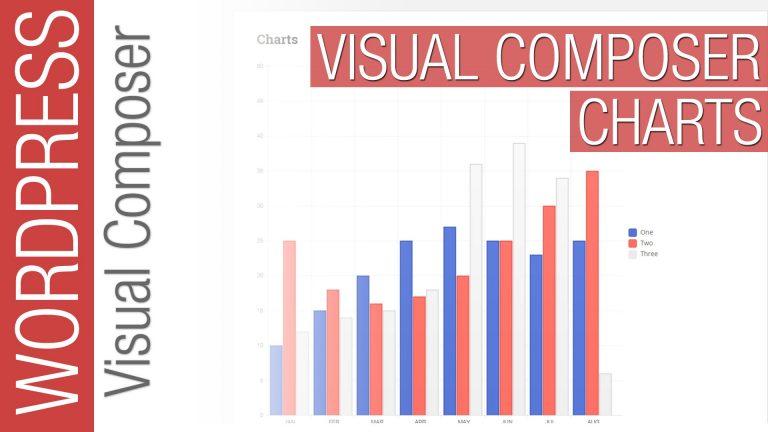 WordPress Tutorial: Visual Composers Charts