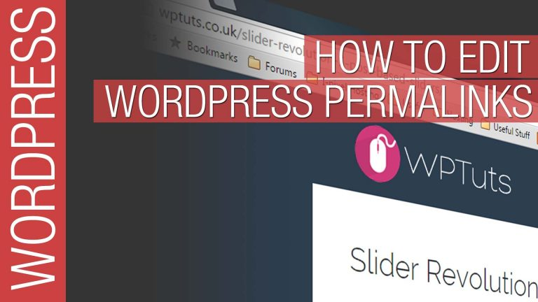 Read more about the article How to change WordPress Permalinks
