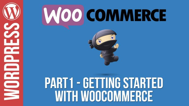 Read more about the article WooCommerce Tutorial: Part 1: Installation, Setup and Adding Your First Product