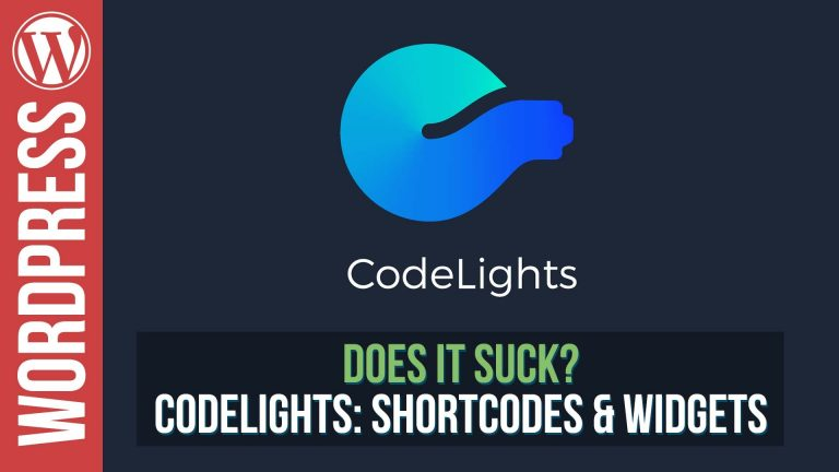 Does it Suck? Codelights Addon for WordPress