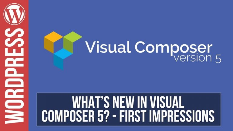 Read more about the article Visual Composer 5 – What's New – Template Library, Save Rows & Sections as Templates