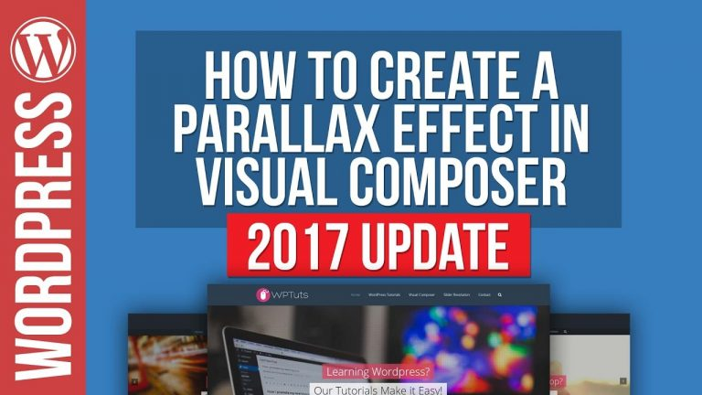 Read more about the article How To Create Parallax Row Backgrounds in Visual Composer for WordPress 2017