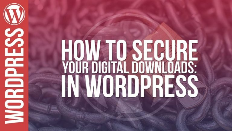Read more about the article Woocommerce: How to Protect Your Digital Downloads