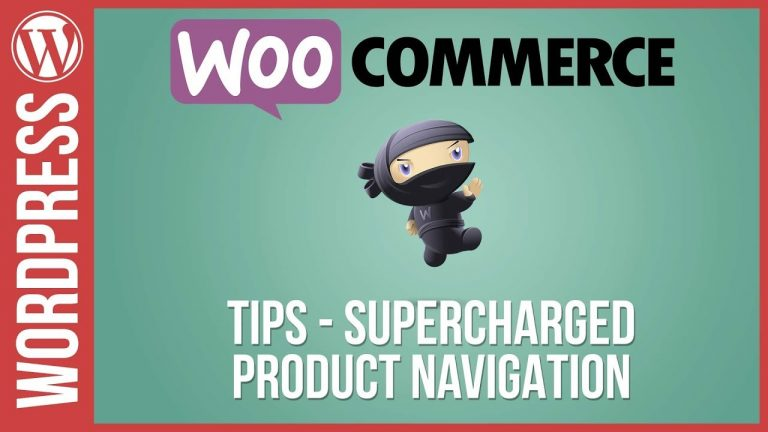 Read more about the article Supercharge your Woocommerce Shopping Navigation