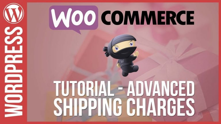 Read more about the article WOOCOMMERCE: Advanced Shipping Charges & Fees
