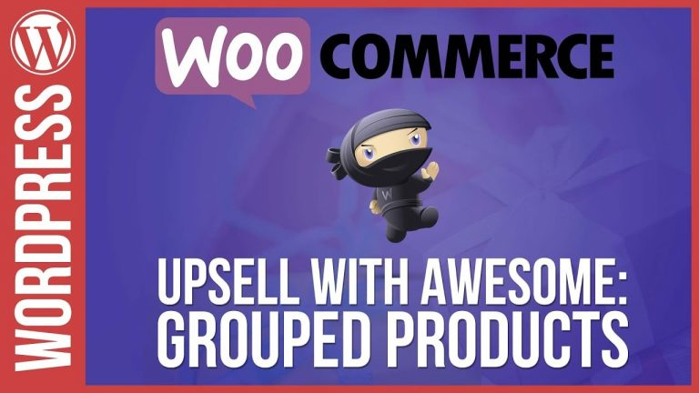 Read more about the article Woocommerce: Up-Sell with Grouped Products