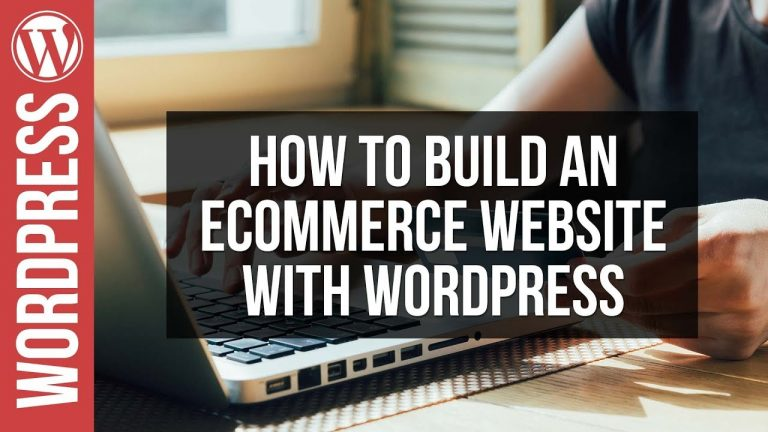 Read more about the article How to Build an Online Shop with WordPress