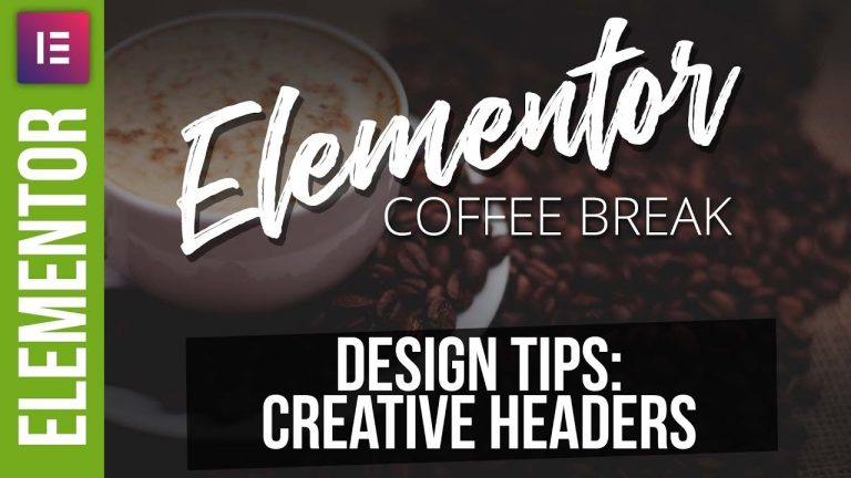 Read more about the article Creative WordPress Headers with Elementor