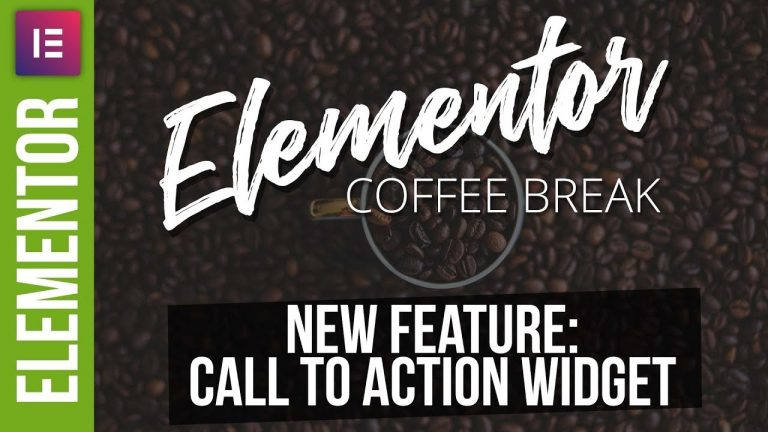 Read more about the article Call to Action – New Elementor Pro Feature