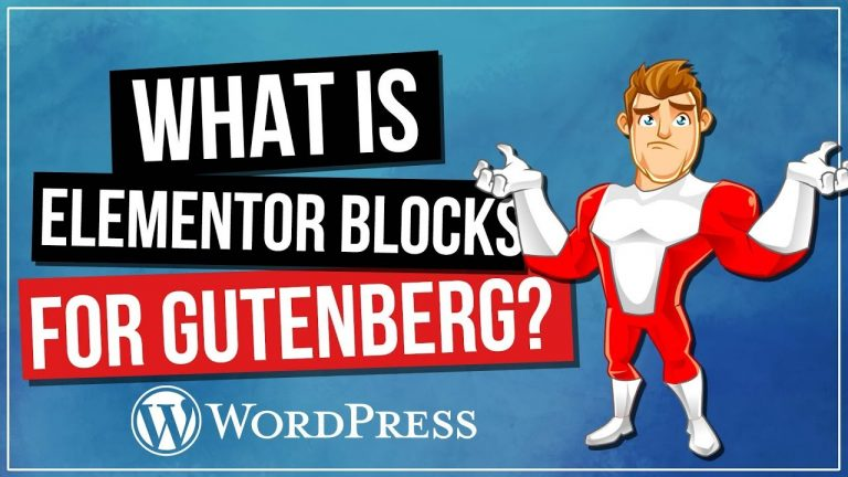 Read more about the article What Is Elementor Blocks For Gutenberg? First Look!