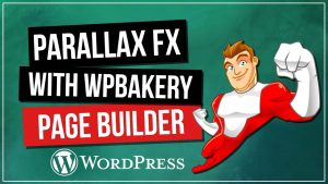 WPBakery Page Builder – Parallax Effect 2018