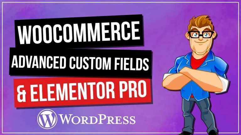 Read more about the article ACF WooCommerce Products Custom Product Pages | Elementor Pro