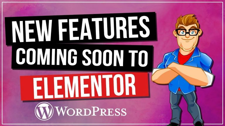 Read more about the article New In Elementor: The Finder, Star Rating & Font Previews