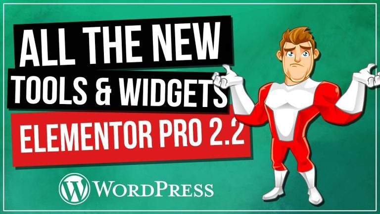Read more about the article Elementor Pro 2.2 – Evergreen Countdown Timer, Review Widget & more!