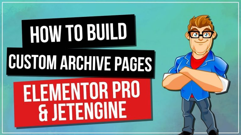 Read more about the article How To Build WordPress Custom Archive Page