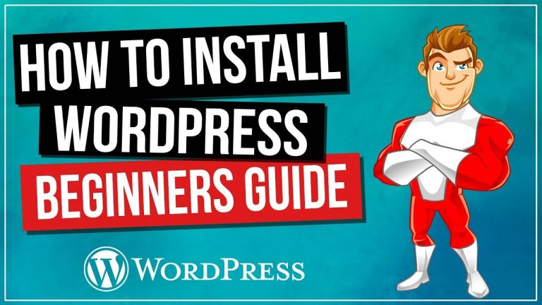 Read more about the article How To Install WordPress Tutorial For Beginners