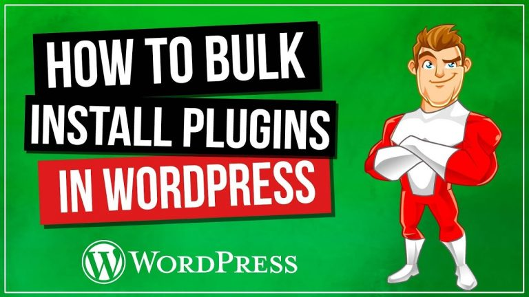 Read more about the article How To Bulk Install Plug-in's in WordPress with WP Favs