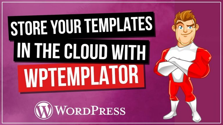 Read more about the article Share Your Elementor Templates in the Cloud with WPTemplator
