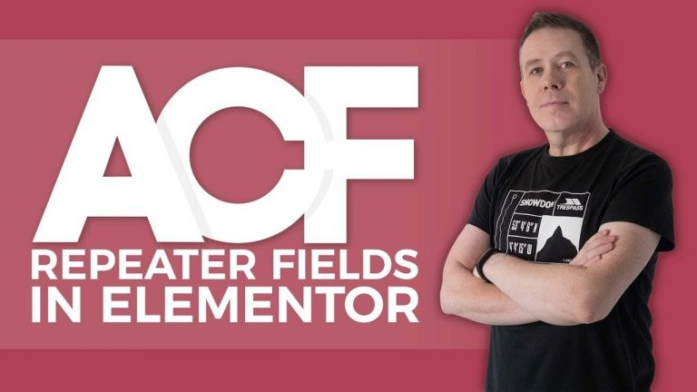Read more about the article Advanced Custom Fields Tutorial For Beginners (ACF) – Repeater Fields Elementor
