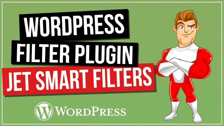 Best WordPress Filter Plugin? Jet Smart Filters Beginners Guide