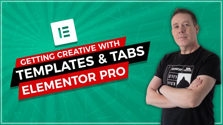 Elementor Tabs Widget with Templates Shortodes (Pro)
