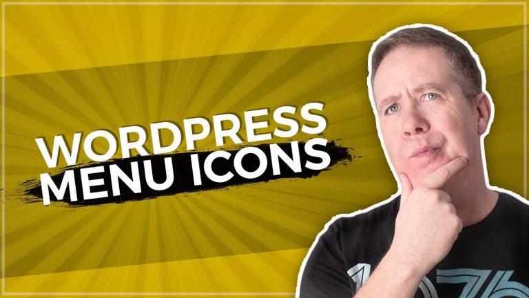 Read more about the article How To Add WordPress Menu Icons – Font Awesome 5