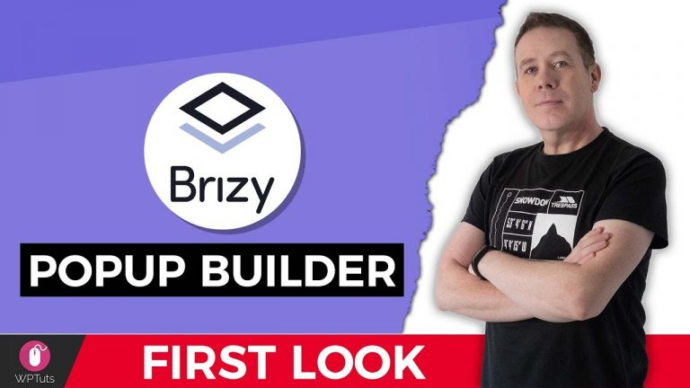 Brizy Pop-Up Builder – Beta Preview – WordPress