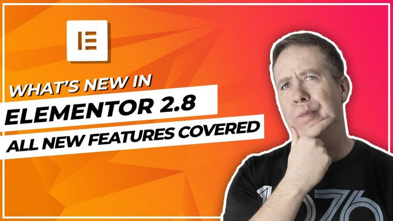 What's New In Elementor 2.8 Beta?