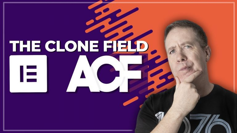 Advanced Custom Fields Pro WordPress & Elementor Pro Tutorial – Clone Fields!