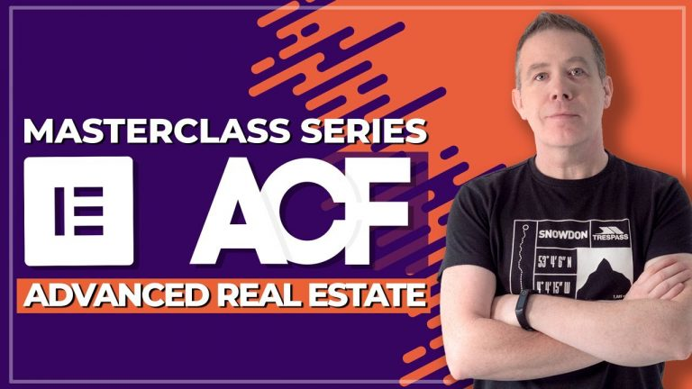 Read more about the article Advanced Custom Fields Pro & Elementor Pro – Advanced Real Estate Website