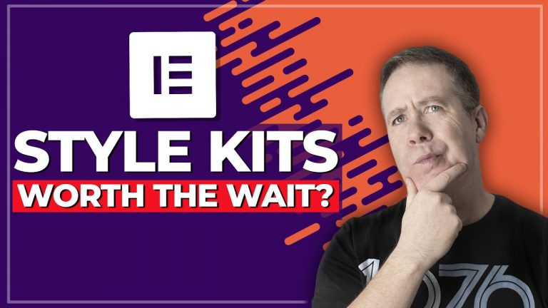 Read more about the article ALL NEW Elementor Style Kits Beta – First Look!