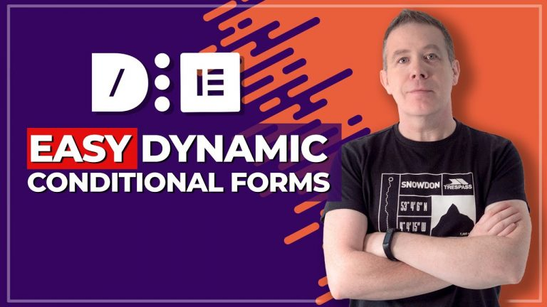 Read more about the article Elementor Forms Conditional Logic with Dynamic Content for Elementor
