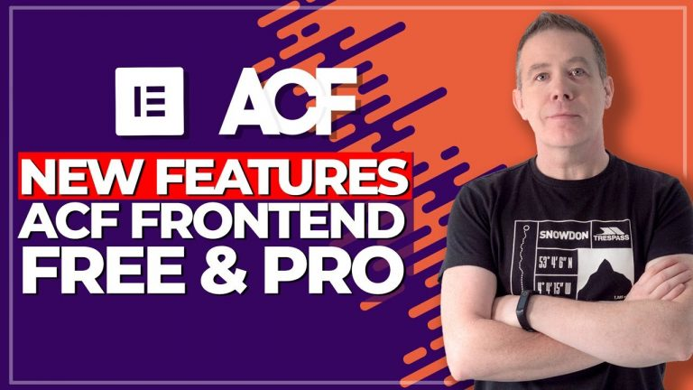 Read more about the article New Features in ACF Frontend Forms (Free & Pro)