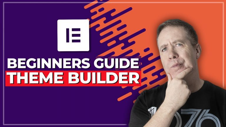 Read more about the article How To Use Elementor Theme Builder 2020 UPDATE