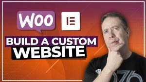 How To Build A WordPress Website With Elementor & WooCommerce