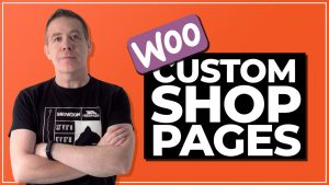 How to Edit WooCommerce Shop Page with Elementor & Woolentor for Free