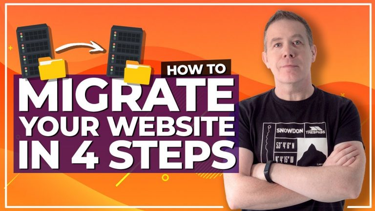 How To Migrate a WordPress Website in 4 Simple Steps