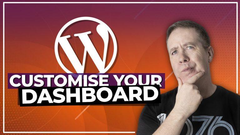How To Create Custom Admin Panel In WordPress | 5 Options