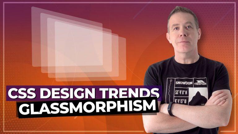 Glassmorphism CSS Tutorial – Login Screen With Elementor Pro