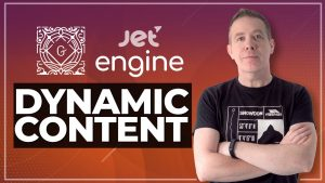 Introduction To Using Crocoblock's JetEngine with Gutenberg