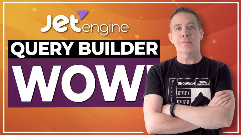 OH BOY!!! This is AWESOME – Query Builder in JetEngine 2.8 Beta