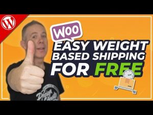 Read more about the article WooCommerce Shipping | Weight Based Shipping | FREE Plugin