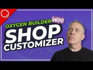Read more about the article Oxygen Builder WooCommerce Builder – My Thoughts