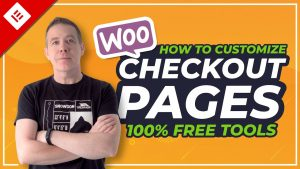 Read more about the article WooCommerce Checkout Page Customization With Elementor & ShopEngine