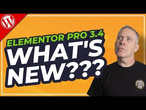 Read more about the article New Elementor Pro 3.4 Features   Mini Cart   WooCommerce Dynamic Tags